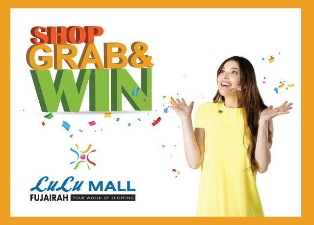 Shop, Grab & Win 2018