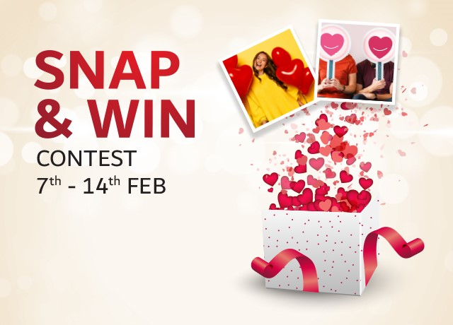 Snap & Win Contest 2019